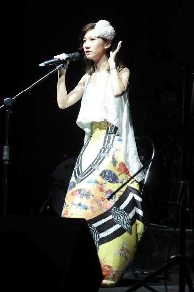 演唱會前爆血 Lulu表演結束送急診