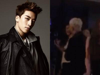 BIGBANG勝利極樂夜店 黏熱舞妹喇舌