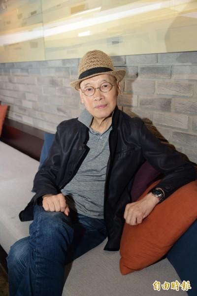 (專訪,影音)大俠岳華音樂科班出身   開口唱沒在怕