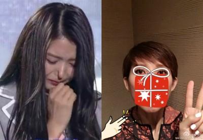 蔡少芬一張照片  洗白南韓女偶像塌鼻傳說