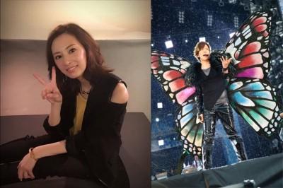 DAIGO台上獻唱求婚曲  北川景子台下拍手甜笑
