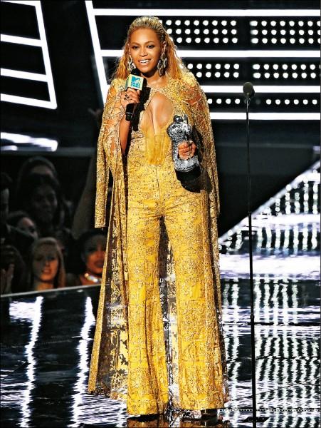 《第32屆VMA》碧昂絲超越娜姊奪8獎   德瑞克秀愛蕾哈娜