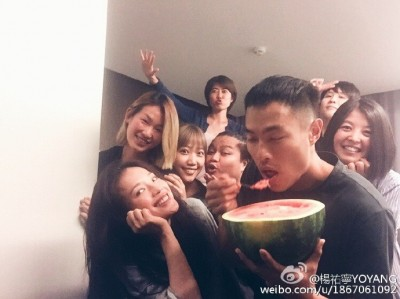 楊祐寧33歲生日   舒淇讓他吃不消