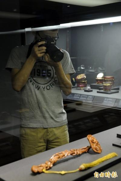 (影音)故宮開放拍照!即日起至12月1日試辦