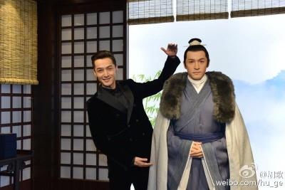 《瑯琊榜2》男女主角曝光  胡歌劉濤去哪兒?