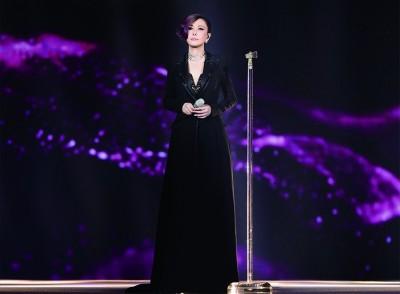 江蕙颱風中送上《祝福》  歌神有話對她說