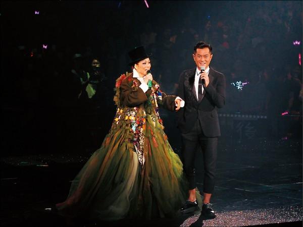 鄭秀文邀古天樂站台 8張票搞定