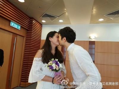 鳳小岳今補辦婚禮 娶回大2歲圈外女友