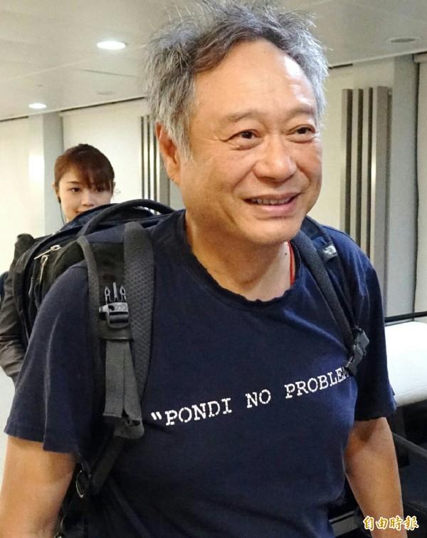 李安晚間搭機返國 為新片催票