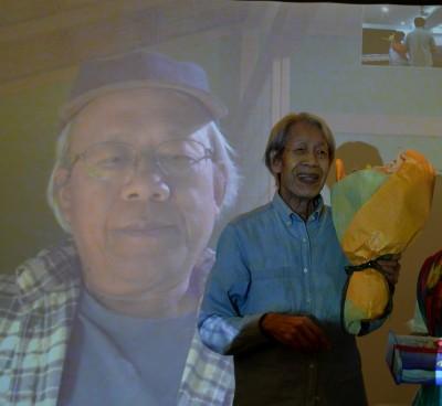 《童夢》紀錄台灣旅美畫家情 繪本教父忘年交拍成片