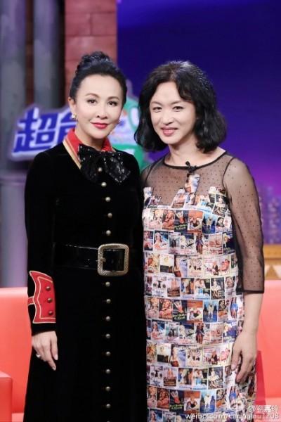 劉嘉玲談綁架事件 梁朝偉一句「我陪妳」打動她