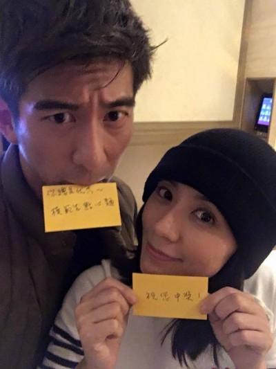 賈靜雯宣布懷孕 「乾媽」高圓圓意外登熱搜