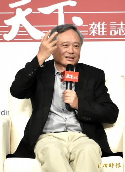 (影音)李安談台灣電影工業 給入門年輕人建議有...