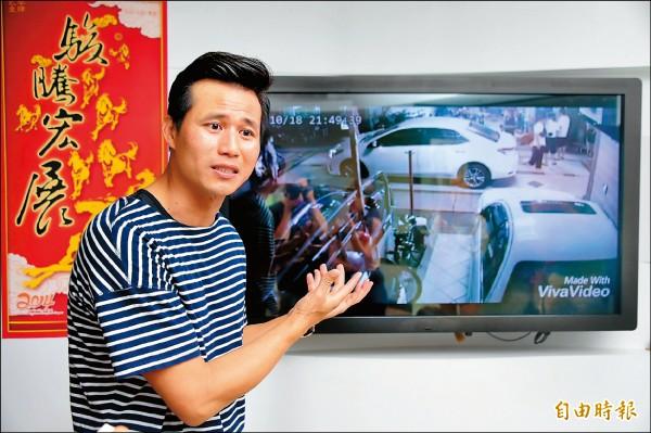 陳國華怒控恐嚇傷害 鄰居這樣說...