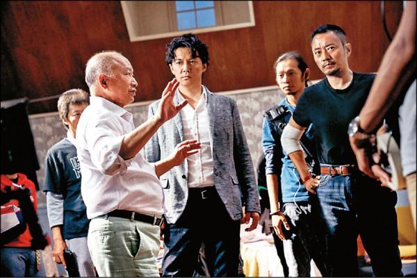 吳宇森日本趕拍《追捕》 遇6級地震急報平安