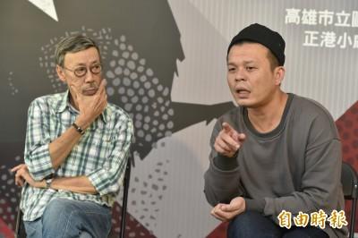 香港導演台詞狠酸劉德華 撞哏杜琪峯:我先拍的
