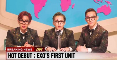 EXO首支小分隊 竟是由「金秀賢」組成的?
