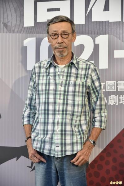 71歲牛頭帆定居台灣 直言「對香港沒感情」