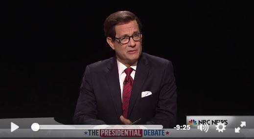 kuso總統辯論 湯姆漢克也來啦!