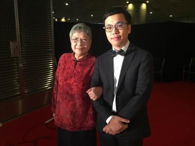陶曉清想跟梅姨音樂交流 民歌《四十年》進軍東京影展