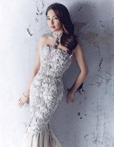 星女郎閃婚老公遭起底  竟是上海金融界富豪