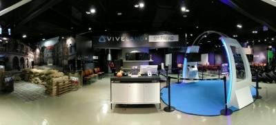 全台第一個VR樂園來了 本週六開幕