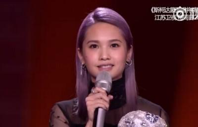 不被當歌手看 楊丞琳「想放棄唱歌」