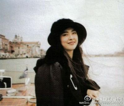 小倩仍然美炸天!49歲王祖賢近照流出