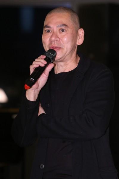 蔡明亮正向看同婚   讚台灣人人有發言權