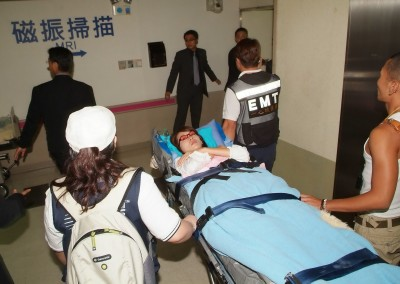 預告華仔會很痛 林志玲12年前墜馬後就......