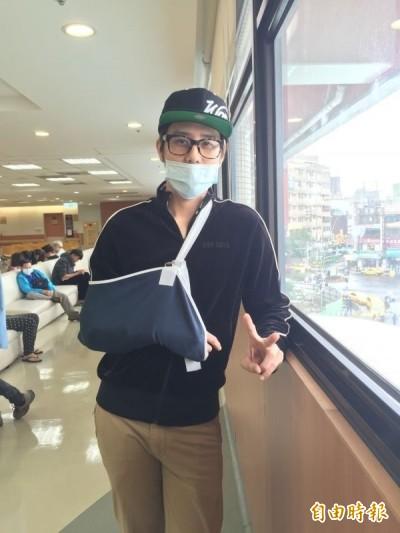 胡宇威曾斷5根肋骨 聞劉德華墜馬感同身受