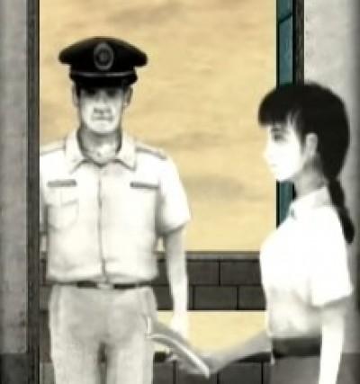 爆紅遊戲《返校》   教官長相激似馬英九