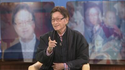 傅達仁爆料   電視台長官要求女主播陪酒