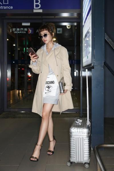 Jolin米蘭取經 時尚周大滿貫