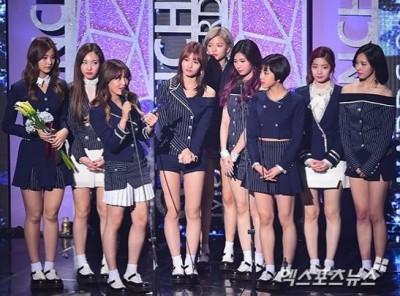Wonder Girls解散仍發威  師妹TWICE代領音源大獎