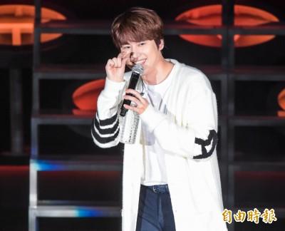 (影音)SJ圭賢傲嬌逗歌迷   催歌迷快一點「2分鐘」