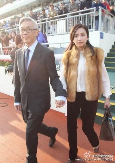 凍齡港姐嫁豪門息影24年 富商老公突驚傳死訊
