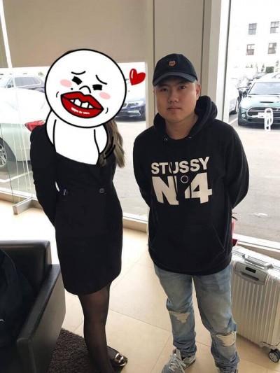 上班捕獲玖壹壹洋蔥  網友暴動:只看到張景嵐