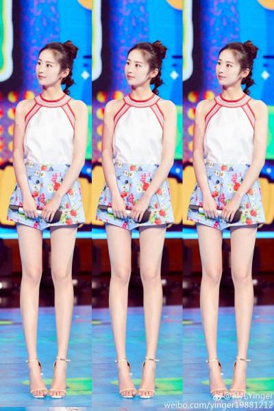 吳佩慈小三上節目當瘦身女神  自PO修圖鉛筆腿照?