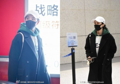 劉詩詩機場狂被跟  罕見動怒:不要再拍了