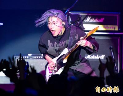 (影音)MIYAVI在台飆搖滾 甜求粉絲願教中文