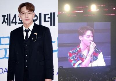 「2PM」JUN.K從2公尺高台摔落  演唱會緊急中斷