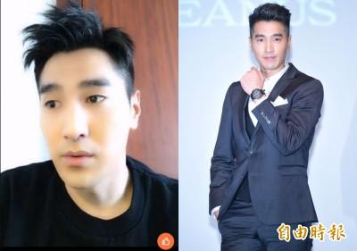 (影音)趙又廷直播秀「整容般的演技」 1秒切換笑倒粉絲