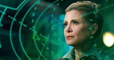 莉亞公主最後的遺作 迪士尼保證《星戰8》 ...