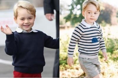 喬治小王子要上學了    貴族私小年學費70萬