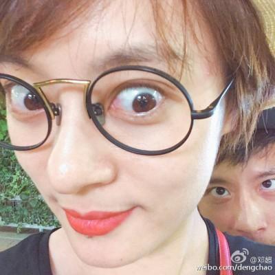 孫儷鄧超有超強夫妻臉?  自拍照竟傻傻分不清楚