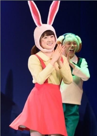 《哆啦A夢》舞台劇開演   E奶靜香太犯規