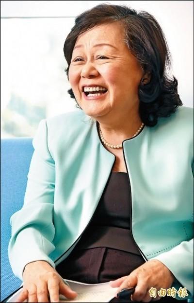 陳剛信狠嗆的「她」 曾募得10億化解民視財務危機