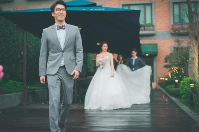(影音)終於娶到美女經紀人!召喚獸錢俞安結婚了
