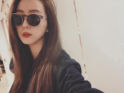 周曉涵剪掉10公分長髮   網友驚:失戀了嗎?